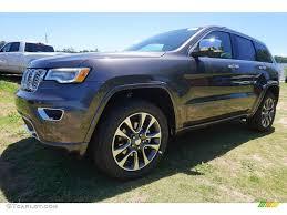 2017 jeep grand cherokee limited granite crystal 2017 granite crystal metallic jeep grand cherokee overland
