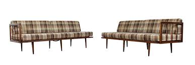 Mid Century Daybed Original Time Capsule Mid Century Daybed Sofa Set Modernism