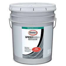 glidden professional 5 gal speedwall semi gloss interior paint
