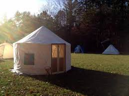How To Build A Tent by World Of Yurt Where To Rent Buy Or Build A Yurt In Minnesota