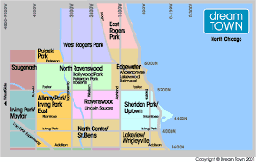 chicago map side chicago side neighborhood guide real estate listings