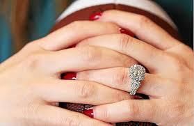 ring engaged bernie robbins jewelers wants you to get engaged at the bowl