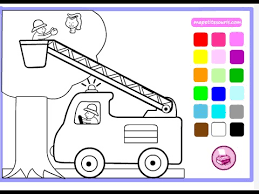 fire truck coloring pages kids fire truck coloring pages
