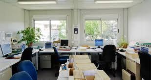 bureau vide construction modulaire bureau réfectoire salle de réunion sa