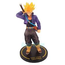cool dragon ball super saiyan trunks 9 u0027 u0027 anime pvc figure