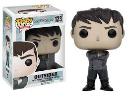 amazon com funko dishonored 2 outsider pop games figure funko
