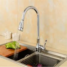Kitchen Faucet Stores Aliexpress Com Buy Solid Brass Kitchen Faucet U0026 Cold Water