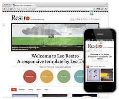 templates free joomla top 10 free responsive joomla themes hongkiat