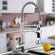 Ebay Kitchen Faucets Modern Professional Grade Industrial Kitchen Faucet Pull