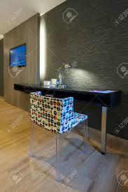chambre d hote thailande mini coin de travail dans moderne chambre d hôtel de style
