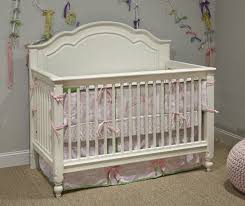 Convertible White Crib Legacy Classic Harmony By Wendy Bellissimo Grow With Me