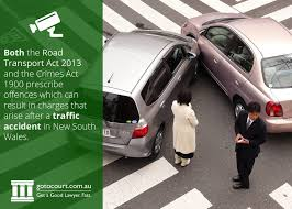 charges after a car accident in nsw what are your rights