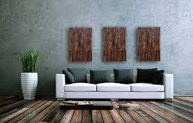 wood walls decorating ideas grey background large square