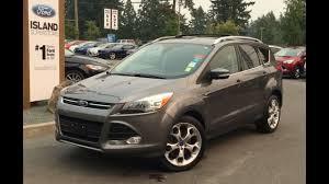 Ford Escape Awd System - 2014 ford escape titanium dual moonroof nav awd review island