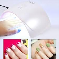 the led uv nail drying machine boasts a small sleek design that u0027s