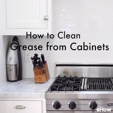 What To Use To Clean Greasy Kitchen Cabinets Easy To Make Kitchen Cabinet Cleaner Cabinets