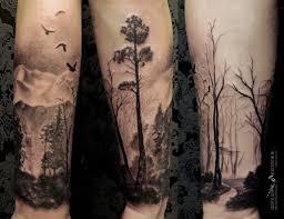 wilderness tattoos three inkspiration pinterest wilderness