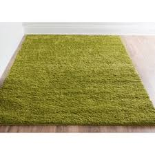 green shag rugs u0026 area rugs for less overstock com
