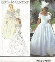 mcclintock wedding dresses buy simplicity sewing pattern 8165 mcclintock wedding