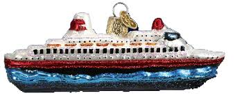 world ornaments cruise ship 46030