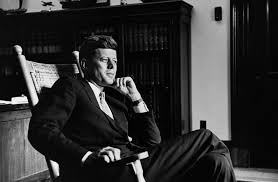 John F Kennedy Rocking Chair Ca 1960 1963 John F Kennedy Seated In Rocking Chair картинки