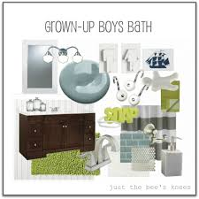 Updated Bathroom Ideas Bathroom Nautical Unisex Kids Bathroom Our