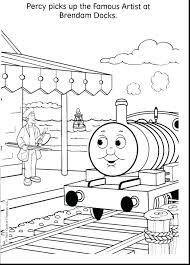 thomas friends percy coloring pages jackson lightning thief