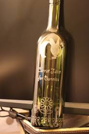 wine bottle engraving how to make a custom laser etched wine bottle 5 steps with pictures