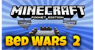 Bed Wars 0 10 4 Bed Wars 2 Map For Minecraft Pocket Edition Minecraft Pe