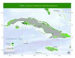Map Cuba Impressum