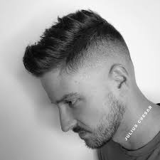 Natural Mens Hairstyles by Mens Hairstyles With Curly Hair Plus Juliuscaesar High Skin Fade