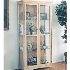 curio display cabinet plans buy woodworking project paper plan to build craftsman curio cabinet