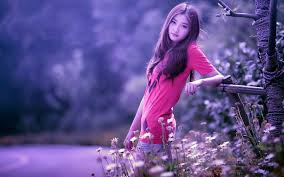wallpaper girl style girls with flowers wallpapers girls with flowers wallpapers for