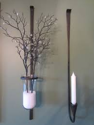 Wall Candle Holders Sconces Best 25 Wall Mounted Candle Holders Ideas On Pinterest Wall