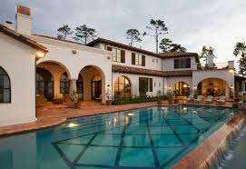Adobe Style Home Spanish House Styles U0026 Design