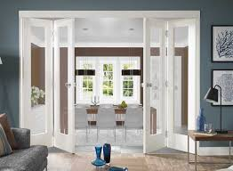 interior french glass doors freefolding white interior doors living space pinterest room