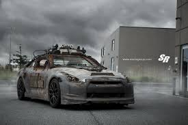 ricer skyline 2154 nissan gt r from elysium gets custom pur wheels autoevolution