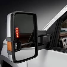88 98 chevy gmc yukon tahoe tow mirrors chrome power led signals
