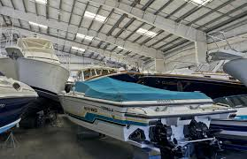 indoor boat storage cape cod new u0026 pre owned boat sales boat