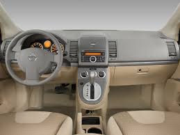 nissan sentra interior 2007 2008 nissan sentra se r latest news auto show coverage and