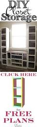 Free Standing Garage Shelves Plans by Best 25 Storage Shelves Ideas On Pinterest Diy Storage Shelves