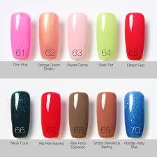 80colors nail gel polish gel len long lasting soak off gel nail