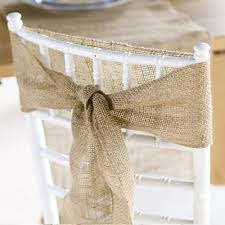 Diy Chair Sashes The 25 Best Burlap Chair Sashes Ideas On Pinterest Wedding