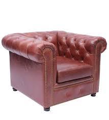 Chesterfield Sofa Gentleman S Club Single Seater Chesterfield Sofa Studioochre