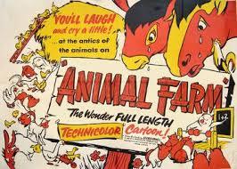 A Cartoon Barn Animal Farm 1954 Film Wikipedia
