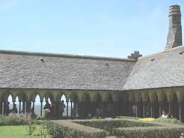 chambres d hotes mont michel chambre d hôtes mont michel le cloître de l abbaye du mont