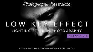 1 2 lighting style in photography low key effect kasia zmokla