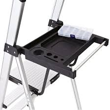 rubbermaid lightweight aluminum step stool with oversized project
