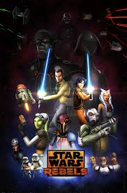 star wars rebels season 2 retro poster by thegimyo deviantart com