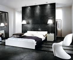 chambre noir et blanc design deco chambre noir et blanc chambre a coucher blanche tunisie photo